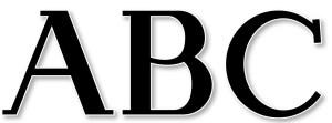 Logo. ©ABC